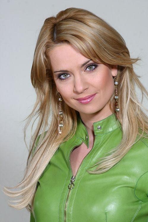 Marianna Ďurianová je těhotná.
