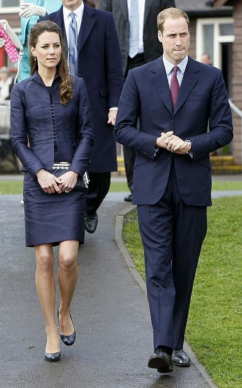 Kate Middletonová je podle britských médií krátce před svatbou až nezdravě hubená.