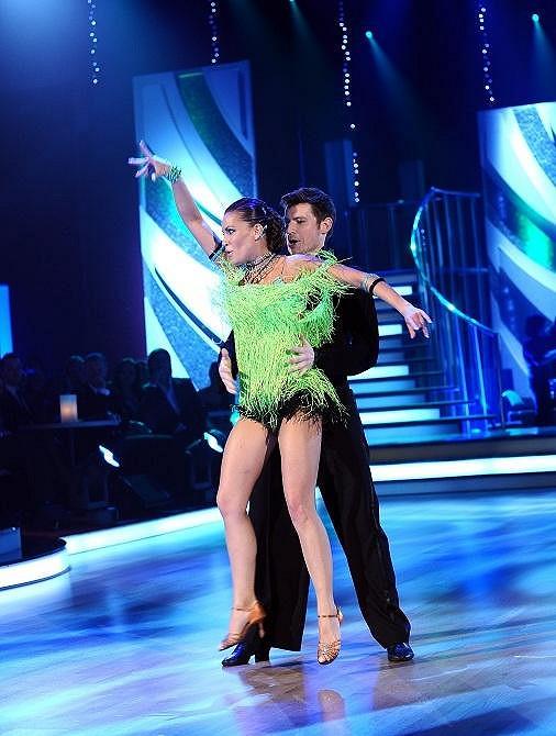Tanec je velmi intimní záležitost.