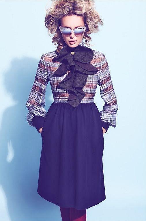 I téměř ve čtyřiceti je Krainová stále žádanou modelkou.