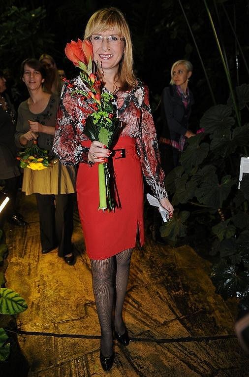 Štěpánka Duchková si potrpí na lady styl.