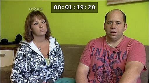 Jana a Zdeněk Strnadovi obývají byt v Praze.