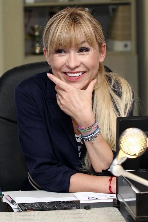 V seriálu si po delší době zahraje i Kateřina Herčíková.
