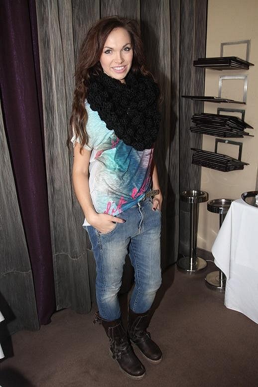 Kamila Nývltová se zbavila prodloužených vlasů.