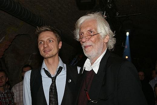 Petr Hapka byl s interpretací Ondřeje Rumla spokojen.