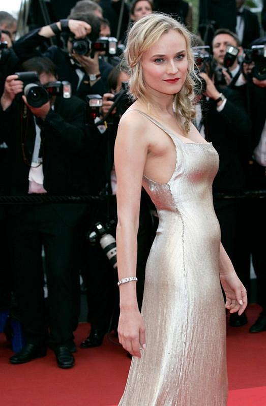 Sexy Diane Kruger.