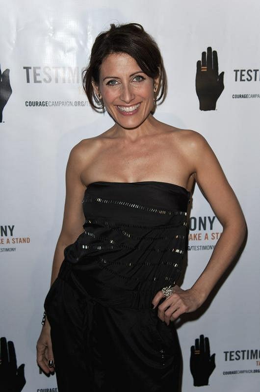 Lisa Edelstein alias Lisa Cuddyová.