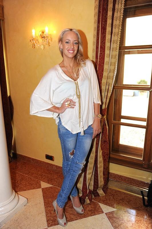 Kateřina Mátlová je tanečnice,zpěvačka a modelka
