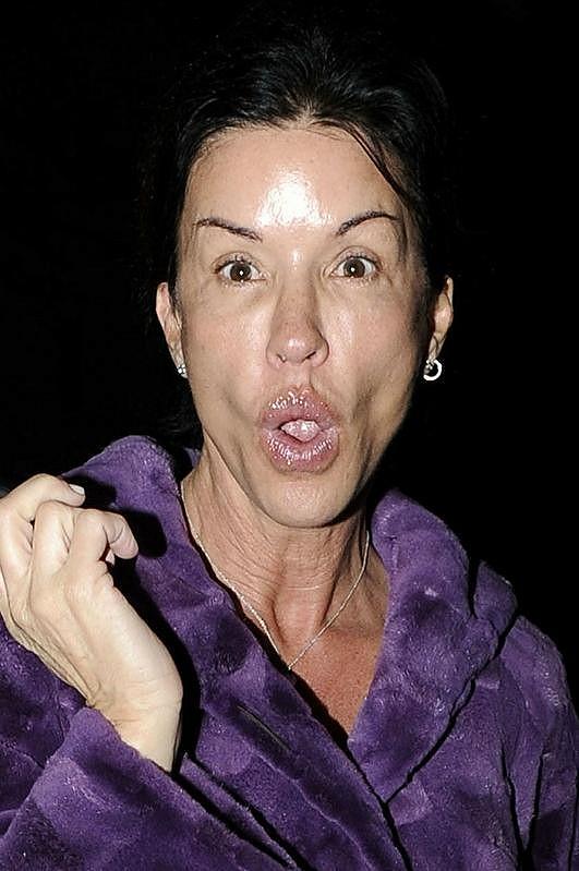 8. Janice Dickenson