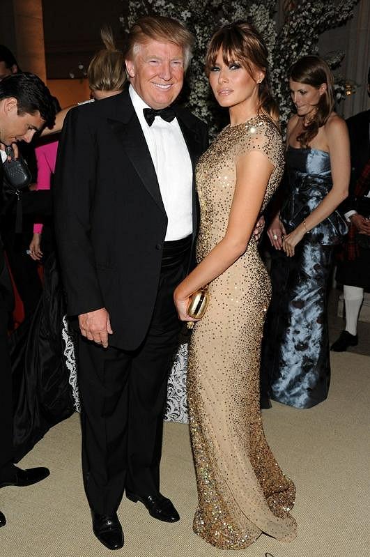 Krásná Melania je matkou pátého dítěte Donalda Trumpa.