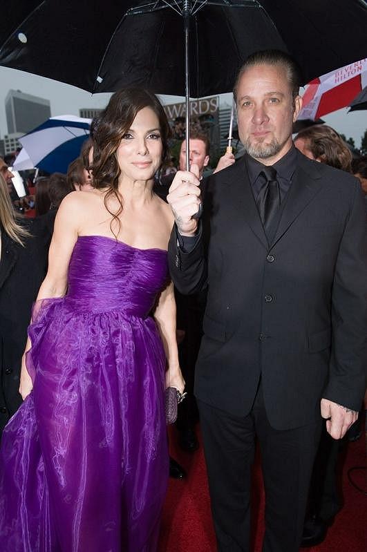 Jesse James a Sandra Bullock byli manželi pět let.