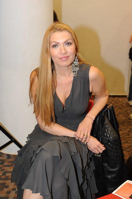 Martina Formanová je krásná i po čtyřicítce.