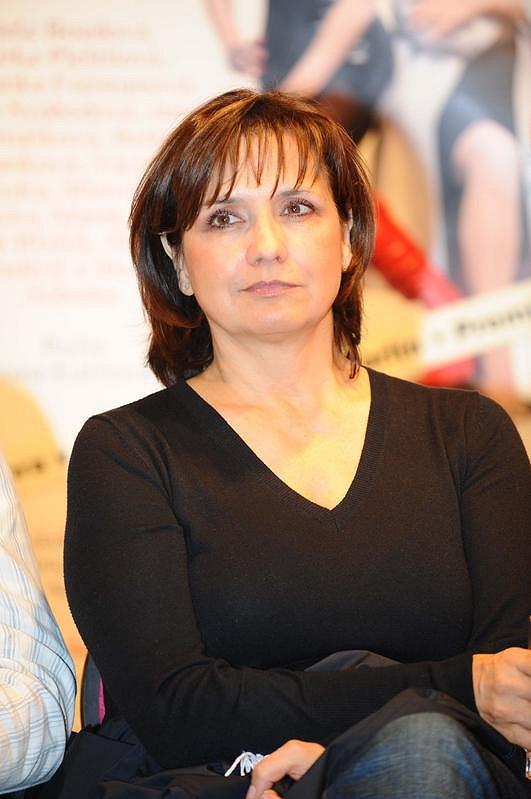 Veronika Freimanová vypadá mladistvě.