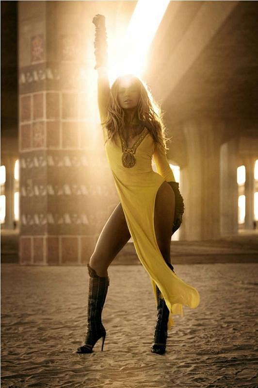 Dokonalá Beyoncé.
