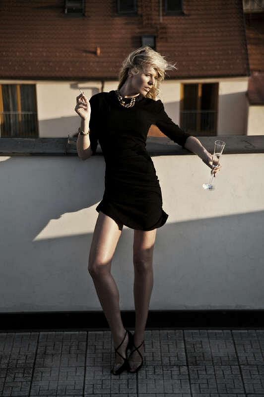 Modeling už Diana téměř pověsila na hřebíček.