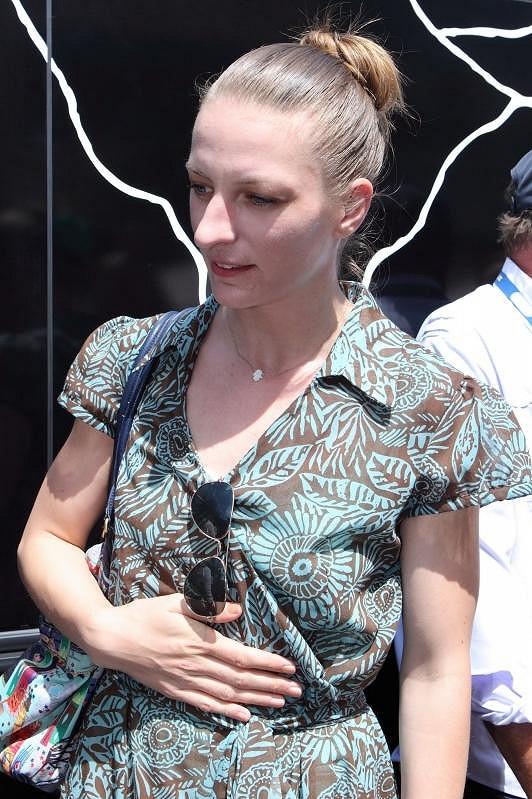 Anna Polívková si s make-upem hlavu nedělá.