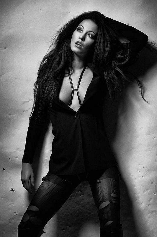 Agáta Hanychová nafotila ve třetím měsíci pořádně sexy fotky.