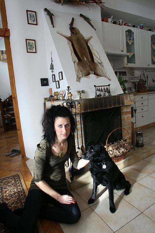 Freda si oblíbila i hercova partnerka Monika Fialková