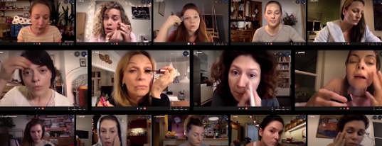 Známé české herečky v klipu Nafrněná & Svobodomyslná