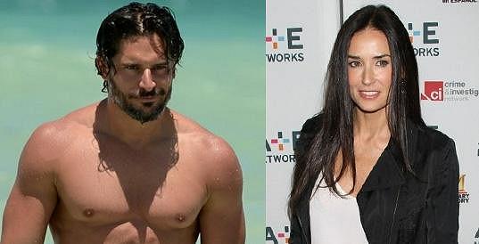 Spekulovalo se i o vztahu Demi a Joe Manganiella.