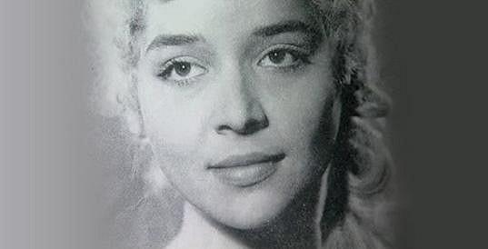 I jako blondýnce to Libuši Geprtové slušelo.