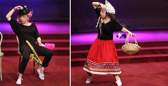 Tatiana Vilhelmová předvedla v Partičce, že je opět ve formě.