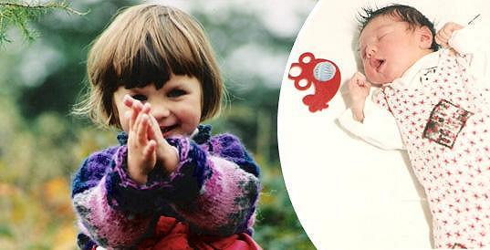 Ewa byla roztomilé děvčátko.