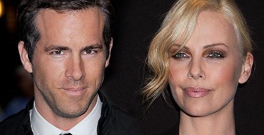 Ryan Reynolds a Charlize Theron údajně tvoří pár již několik týdnů.