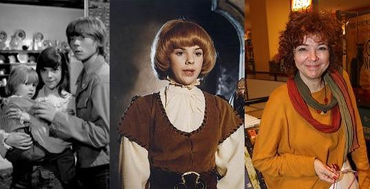 Tak šel čas s původně dětskou hereckou hvězdou.