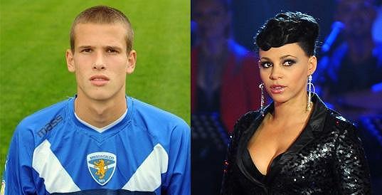 Tina chodí s úspěšným fotbalistou Richardem Lásikem.