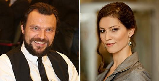 Tomáš byl spojovaný s Janou Marečkovou.
