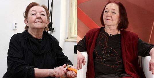 Jaroslava Hanušová alias Jaruš z Možná přijde i kouzelník se hodně změnila.