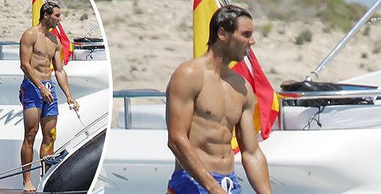 Rafael Nadal je kus chlapa.