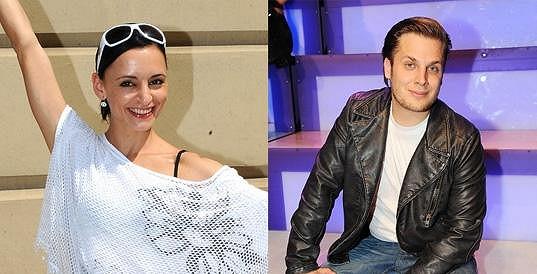 Tomáš Savka a Zuzana Pokorná.