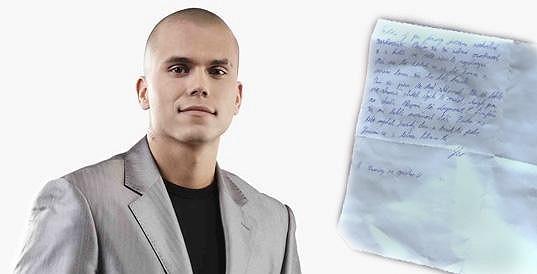 Leo Beránek vypadá neškodně a dokonce umí i psát.
