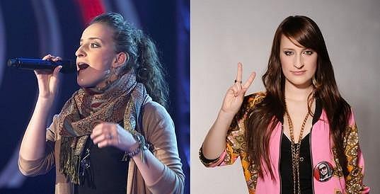 Kristýna Daňhelová je jako chameleon.