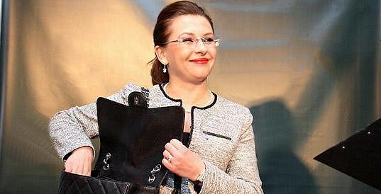 Dana Morávková skrývá v kabelce neuvěřitelné věci.