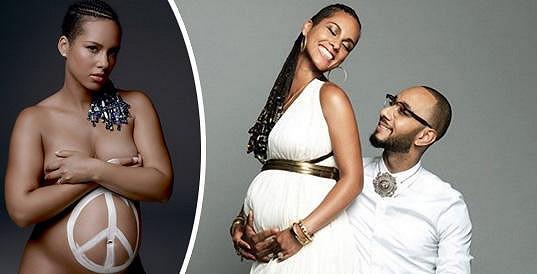 Alicia Keys se dočkala druhého dítěte.