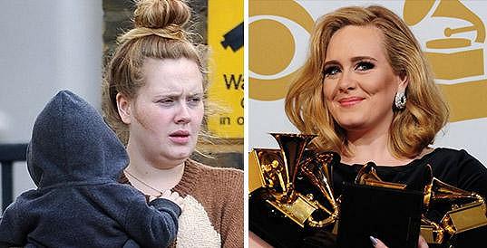 Proměna Adele