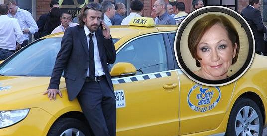 Petr Polák se živí jako taxikář. Souvisí snad jeho zranění s prací?