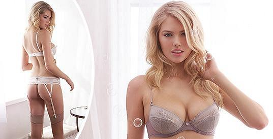 Kate Upton je jinak uznávanou modelkou.