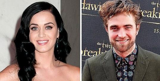 Pattinson se údajně sblížil i s Katy Perry.