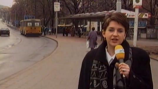 Terezie Kašparovská a její profesní začátky