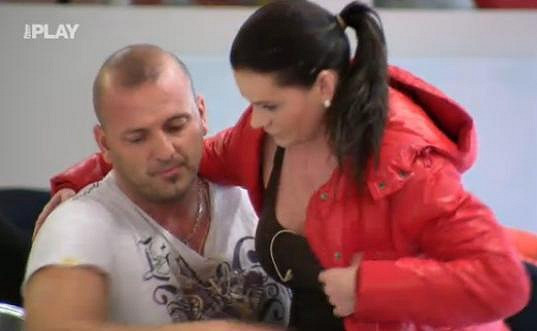 Thomas a Zdeňka v reality show VyVolení
