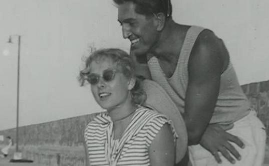 Jana Rybářová a Přemysl Kočí prožívali v létě roku 1956 velmi zvláštní druh lásky.
