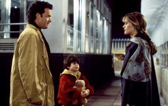 Hanks a Ryan před dvaceti lety v Samotáři v Seattlu.