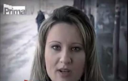 Bára Kozáková byla před sedmi lety blondýnou.