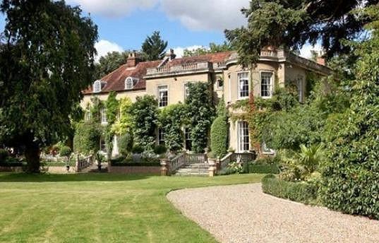 Nové venkovské sídlo v Oxfordshire