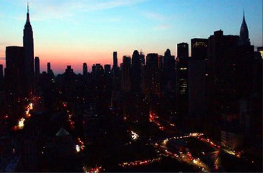 Setmělý Manhattan