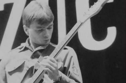 Michael Hofbauer si založil vlastní kapelu.